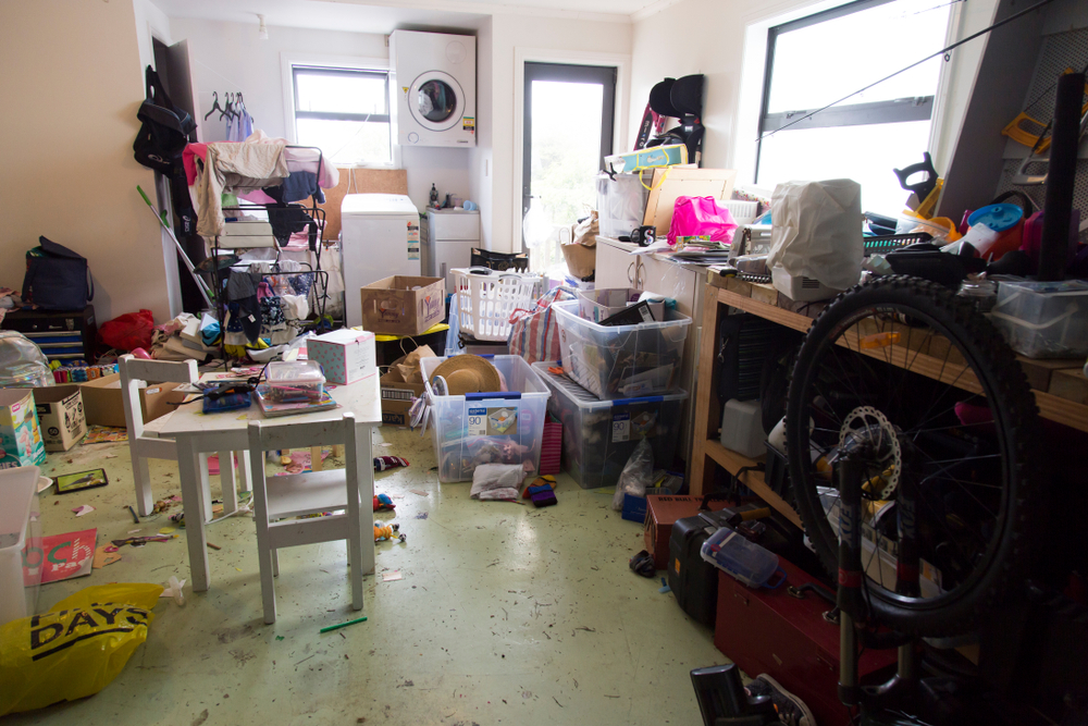 How to declutter your homes